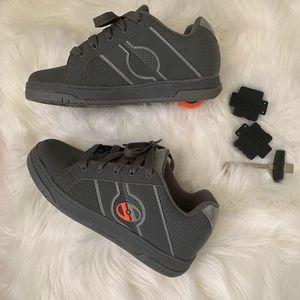 Heelys Grey Kids Size 5